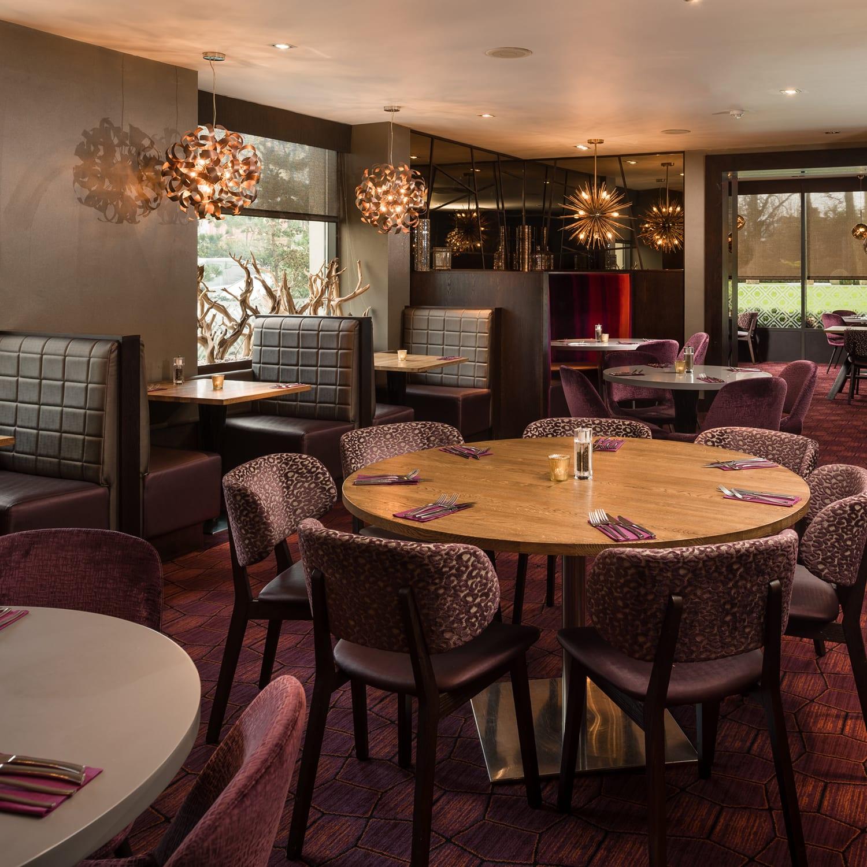 Carlton Hotel Prestwick Logans Restaurant