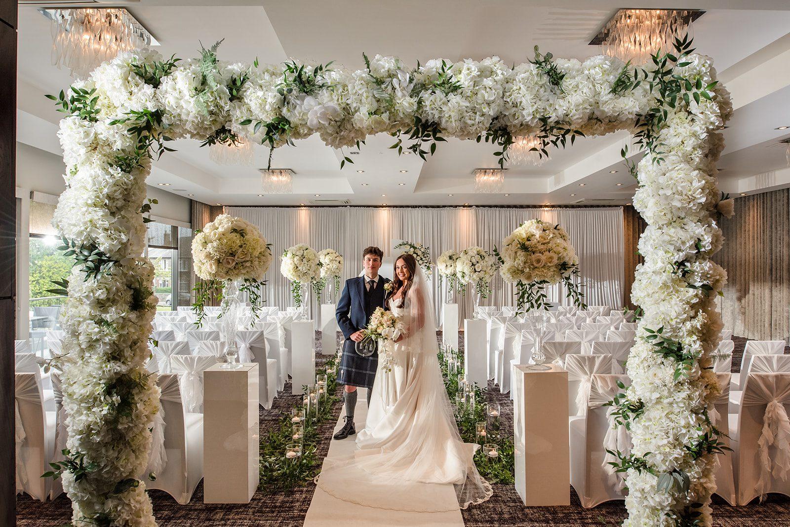 Carlton Hotel Wedding Packages