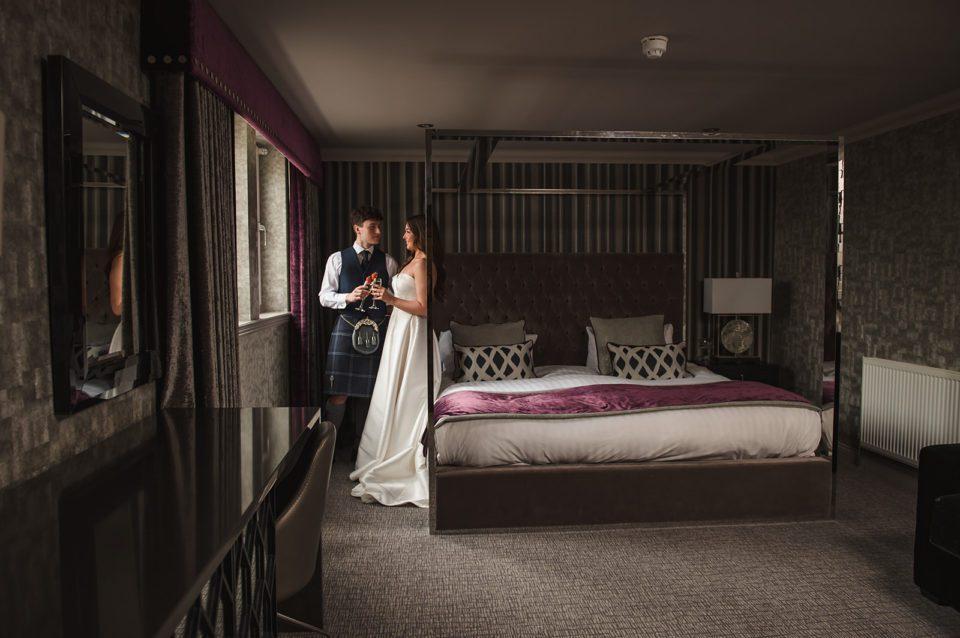 Carlton Hotel Honeymoon Suite
