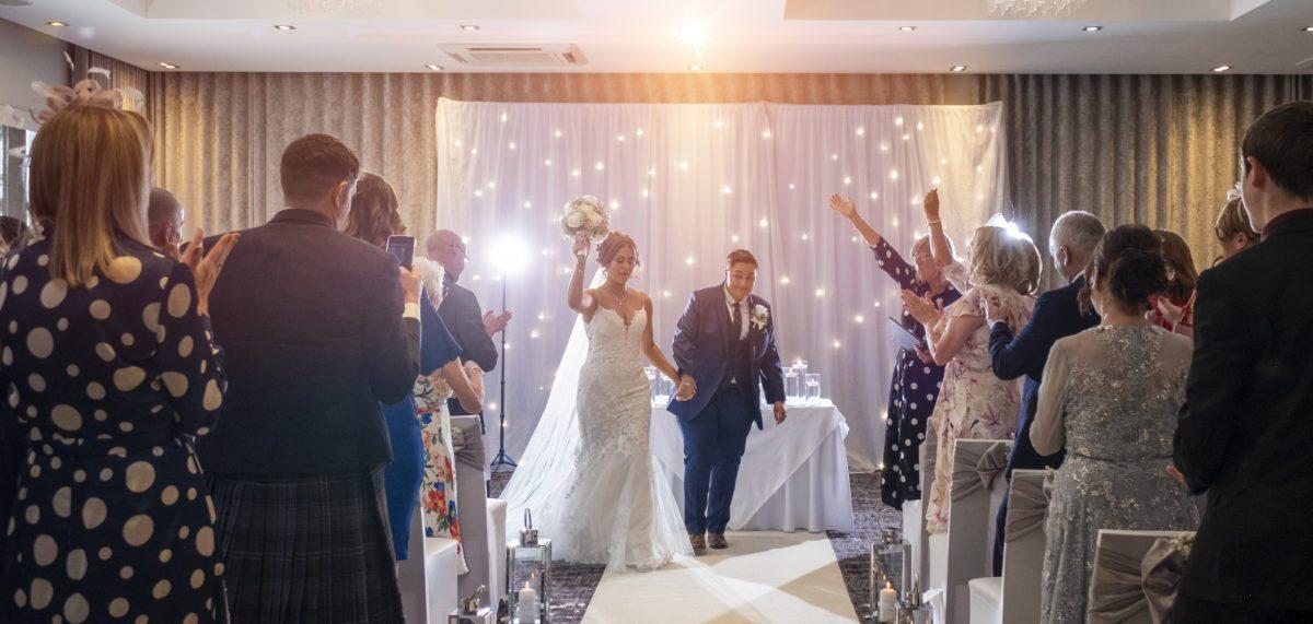 Carlton Hotel Wedding